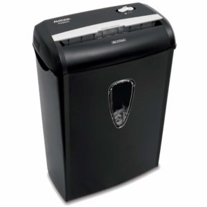 Aurora AS890C 8-Sheet Cross-Cut Paper Credit Card Shredder with Basket