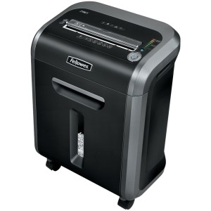 FELLOWES 79CI JAM PROOF HEAVY DUTY PAPER AND CREDIT CARD SHREDDER